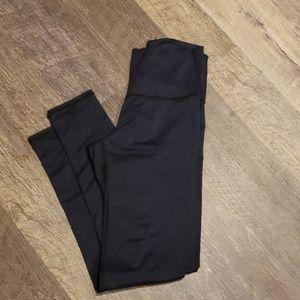 Aerie leggings M navy